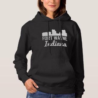 Moletom Skyline de Fort Wayne Indiana
