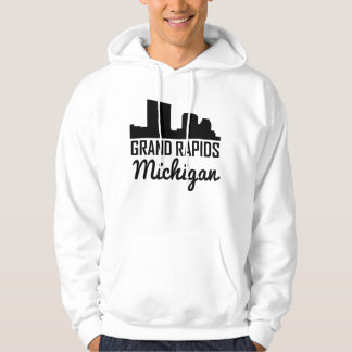 Moletom Skyline de Grand Rapids Michigan