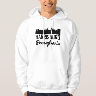 Moletom Skyline de Harrisburg Pensilvânia