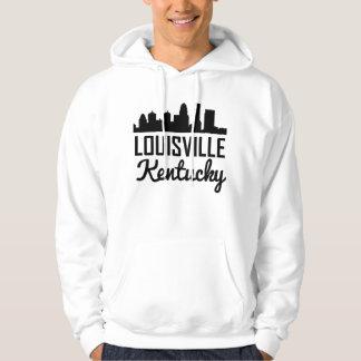Moletom Skyline de Louisville Kentucky