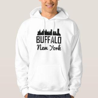 Moletom Skyline de New York do búfalo