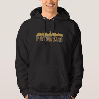Moletom Skyline de Paterson New-jersey do estilo do