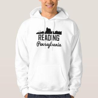 Moletom Skyline de Pensilvânia da leitura