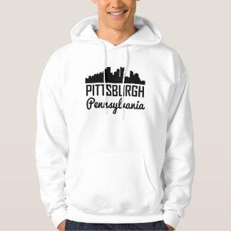 Moletom Skyline de Pittsburgh Pensilvânia