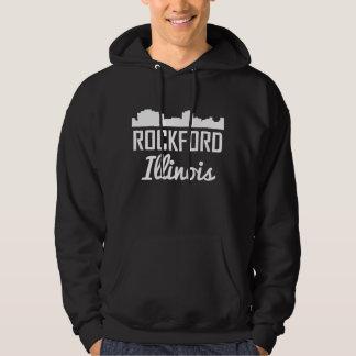 Moletom Skyline de Rockford Illinois
