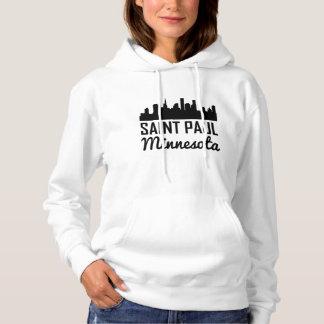 Moletom Skyline de Saint Paul Minnesota