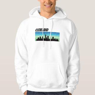 Moletom Skyline retro de Cleveland