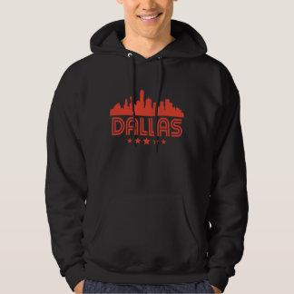 Moletom Skyline retro de Dallas