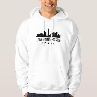 Moletom Skyline retro de Indianapolis