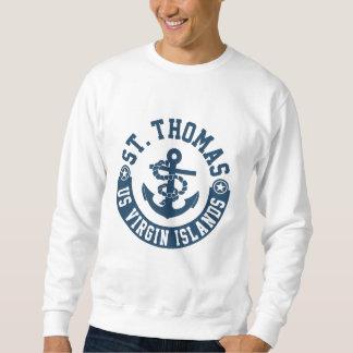 Moletom St Thomas E.U. Virgin Islands