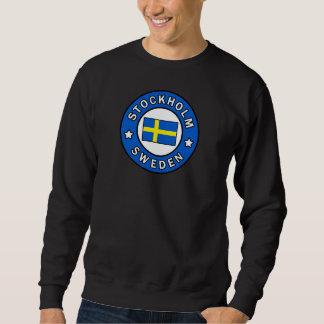 Moletom Suecia de Éstocolmo