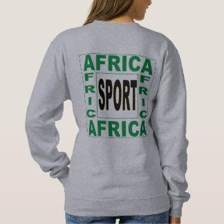 MOLETOM SWEAT AFRICA SPORT