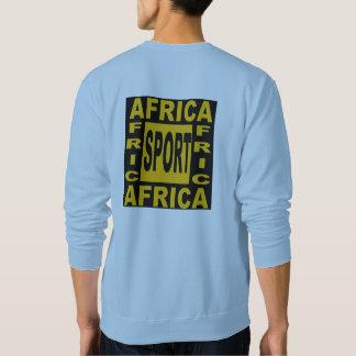 MOLETOM SWEAT-SHIRT AFRICA DESPORTO