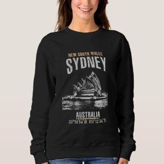 Moletom Sydney