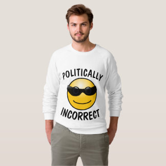 Moletom T-shirt & camisolas POLÌTICA INCORRETOS