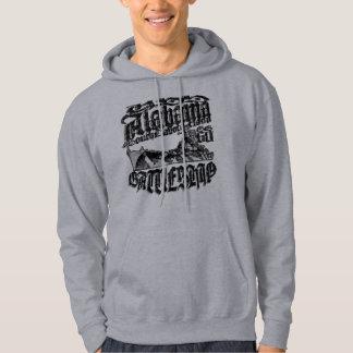 Moletom T-shirt de Alabama da navio de guerra