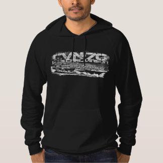 Moletom T-shirt de Carl Vinson do porta-aviões