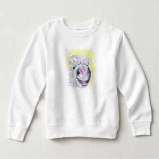 Moletom T-shirt do bebê