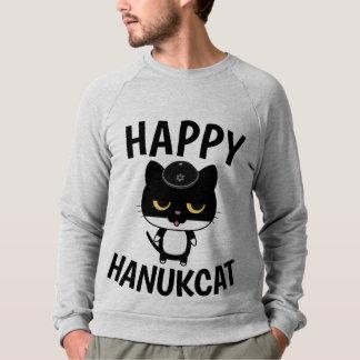 Moletom T-shirt do CAT para Hanukkah