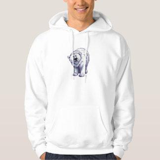 Moletom T-shirt do urso polar