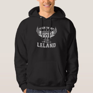 Moletom T-shirt engraçado do vintage para LELAND