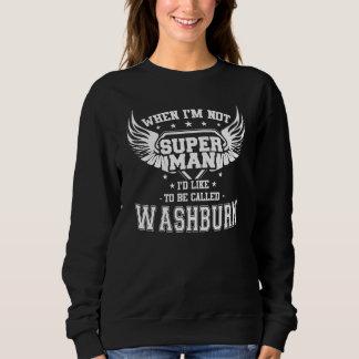 Moletom T-shirt engraçado do vintage para WASHBURN