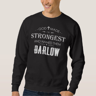Moletom T-shirt legal para BARLOW
