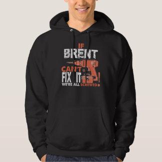 Moletom T-shirt legal para BRENT