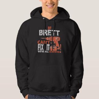 Moletom T-shirt legal para BRETT