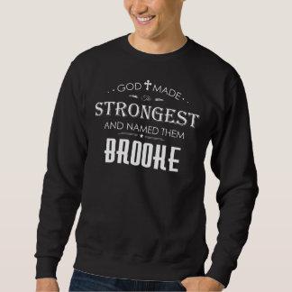 Moletom T-shirt legal para BROOKE