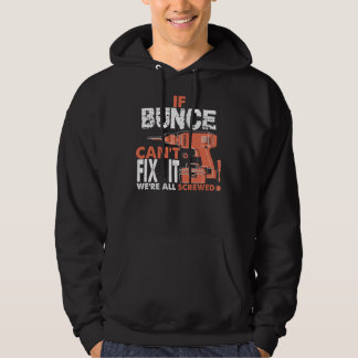 Moletom T-shirt legal para BUNCE
