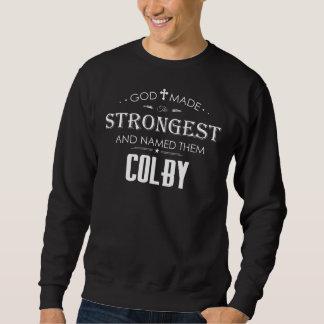 Moletom T-shirt legal para COLBY