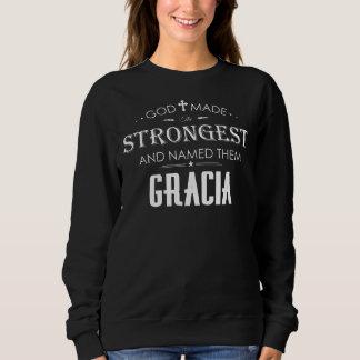 Moletom T-shirt legal para GRACIA