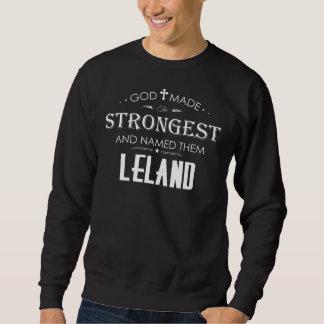 Moletom T-shirt legal para LELAND