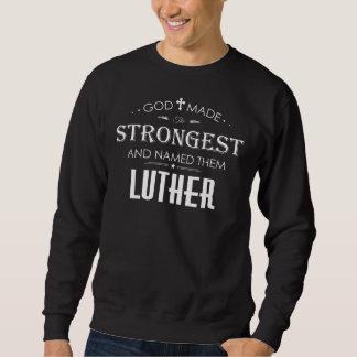 Moletom T-shirt legal para LUTHER