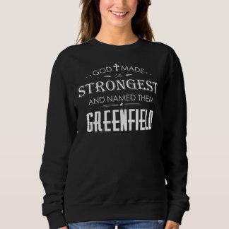 Moletom T-shirt legal para o GREENFIELD
