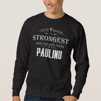 Moletom T-shirt legal para PAULINO