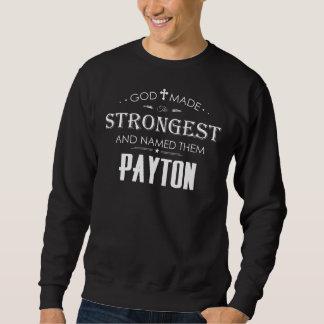 Moletom T-shirt legal para PAYTON