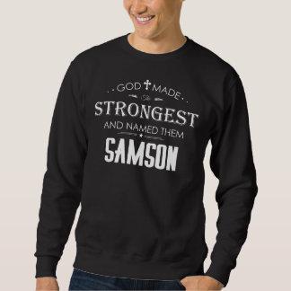 Moletom T-shirt legal para SAMSON