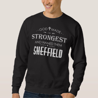 Moletom T-shirt legal para SHEFFIELD