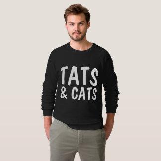 Moletom TATS E t-shirt & camisolas dos GATOS