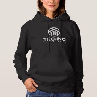 Moletom Techno Streetwear - logotipo - o Hoodie das