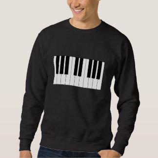 Moletom Teclado de piano
