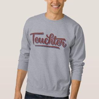 Moletom Teuchter, camisola Doric do dialecto