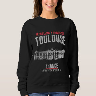 Moletom Toulouse