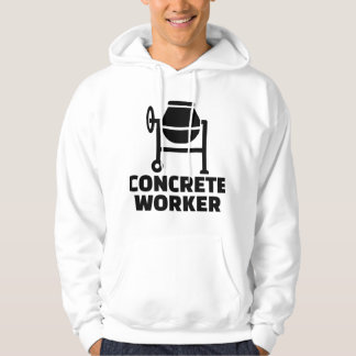 Moletom Trabalhador concreto