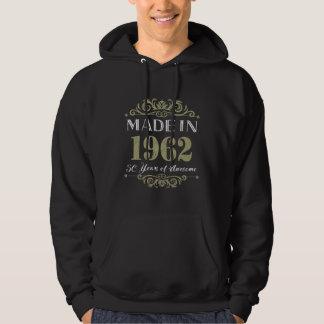 Moletom Traje para o 56th aniversário. T-shirt para