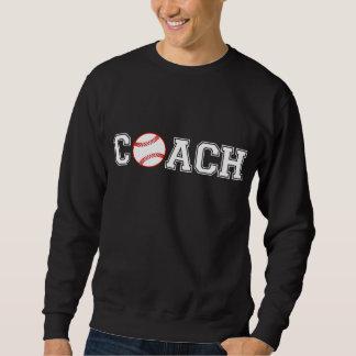Moletom Treinador de basebol