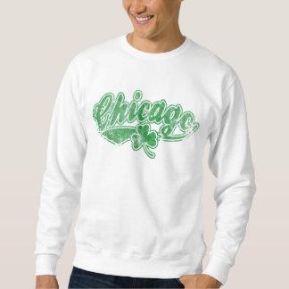 Moletom Trevo do irlandês de Chicago