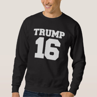 Moletom TRUNFO Donald Trump 2016 2016
